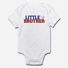 Little Brother Baseball Infant Bodysuit