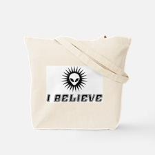 Alien Mind Tote Bag
