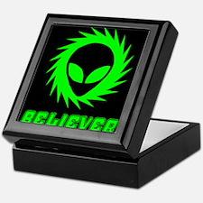 Alien Mind Keepsake Box