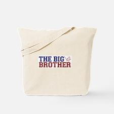 The Big Brother Baseball Tote Bag