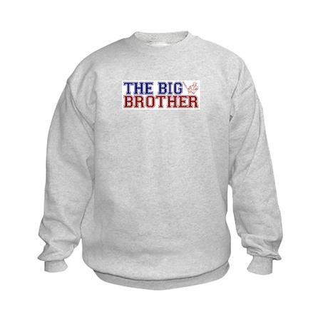 The Big Brother Baseball Kids Sweatshirt