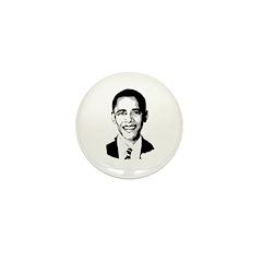 Barack Obama Mini Button (10 pack)