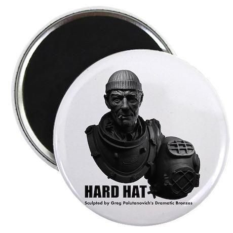 "Nautidiver - Hardhat 2.25"" Magnet (100 pack)"