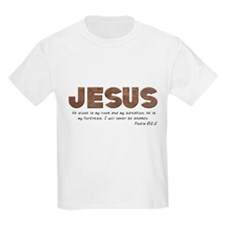 Jesus - My rock Kids T-Shirt