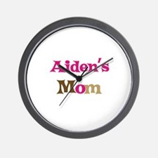 Aiden's Mom  Wall Clock