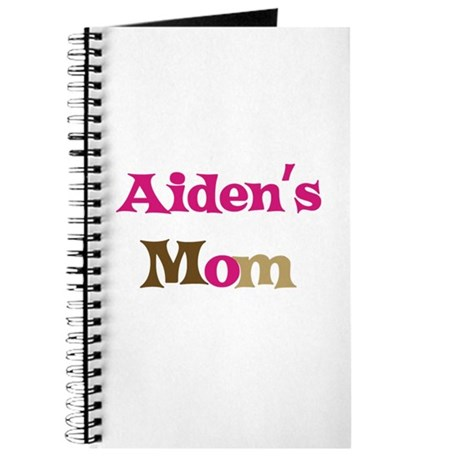 Aiden's Mom Journal