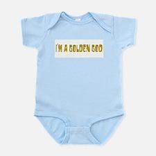 I'm a Golden God Infant Bodysuit