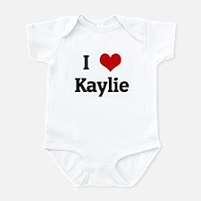 I Love Kaylie Infant Bodysuit