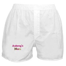 Aubrey's Mom Boxer Shorts