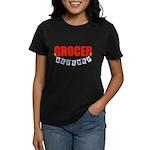 Retired Grocer Women's Dark T-Shirt