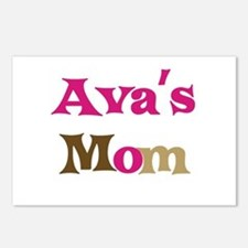 Ava's Mom Postcards (Package of 8)