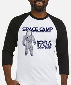 Space Camp Jinx Baseball Jersey