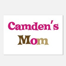 Camden's Mom  Postcards (Package of 8)