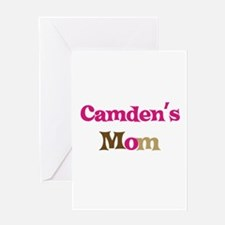 Camden's Mom Greeting Card