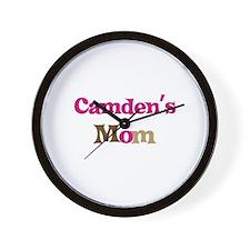 Camden's Mom  Wall Clock