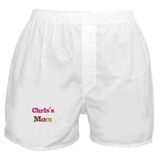 Chris's Mom  Boxer Shorts