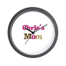 Chris's Mom  Wall Clock