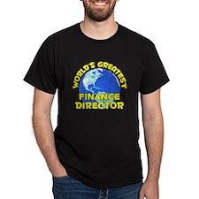 World's Greatest Finan.. (D) T-Shirt