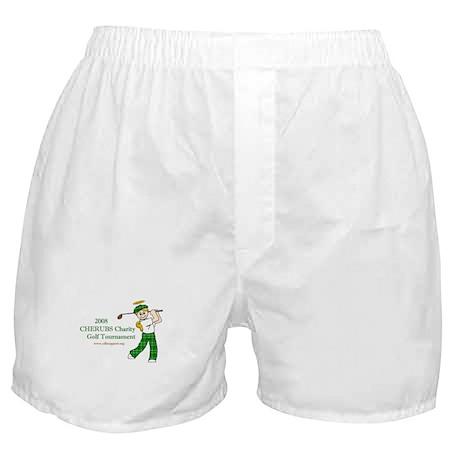 CHERUBS 2008 Golf Tournament Boxer Shorts