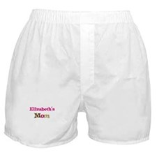 Elizabeth's Mom Boxer Shorts