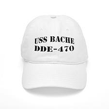 USS BACHE Baseball Cap