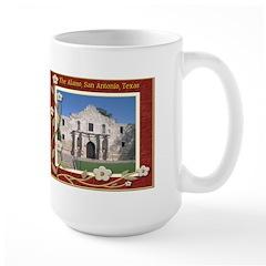 The Alamo #1 Mug