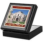 The Alamo #1 Keepsake Box