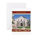 The Alamo #1 Greeting Card