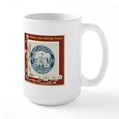 The Alamo #2 Large Mug