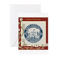 The Alamo #2 Greeting Card