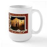 The Alamo #3 Large Mug