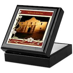 The Alamo #3 Keepsake Box