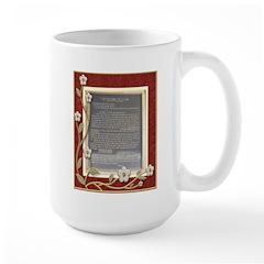 The Alamo #4 Large Mug