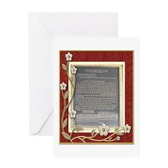 The Alamo #4 Greeting Card