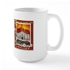 The Alamo #5 Mug