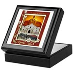 The Alamo #5 Keepsake Box