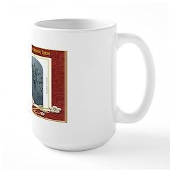 The Alamo #6 Large Mug