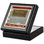 The Alamo #7 Keepsake Box