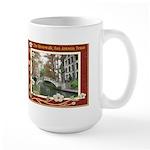The Riverwalk #1 Large Mug