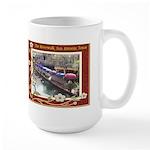 The Riverwalk #3 Large Mug