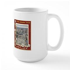 San Antonio Skyline #1 Mug