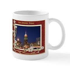 San Antonio Skyline #2 Mug