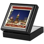 San Antonio Skyline #2 Keepsake Box