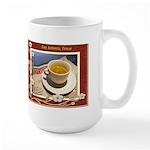 San Antonio - Relaxing Large Mug