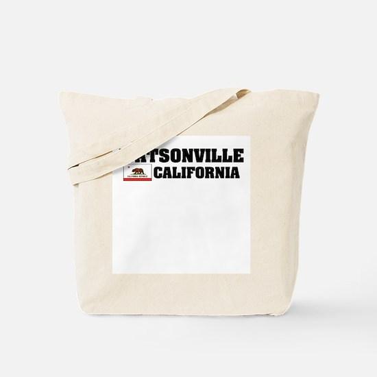 Watsonville Tote Bag