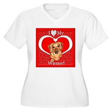 Love My Wiener T-Shirt