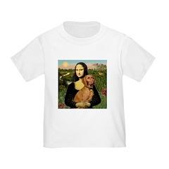 Mona Lisa (new) & Vizsla T
