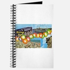 New Hampshire Greetings Journal