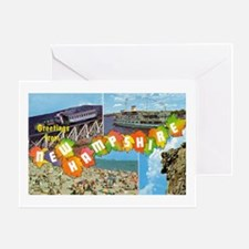 New Hampshire Greetings Greeting Card