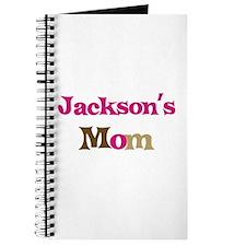 Jackson's Mom Journal